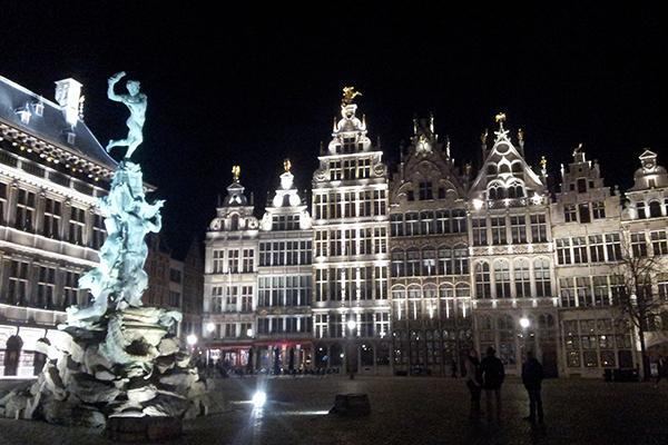 Diner bij De Kleine Zavel in Antwerpen