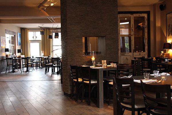 Diner bij Hildernisse in Middelburg