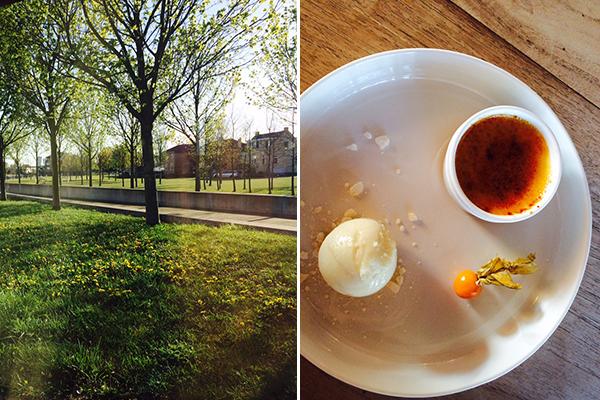 Diner bij Fuiks in Capelle aan den IJssel