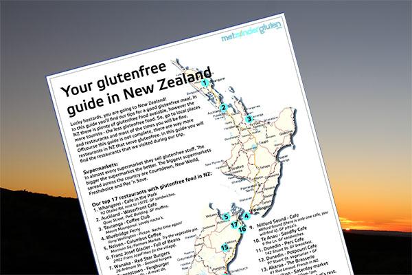 NZ Glutenfree Guide - preview website