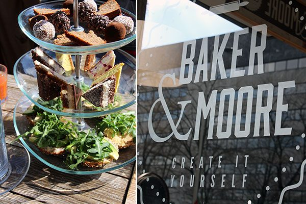 High Tea bij Baker & Moore in Rotterdam