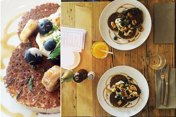 Ontbijt bij Bertmans in Rotterdam
