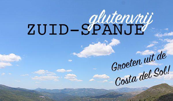 Glutenvrij Zuid-Spanje - van Malaga tot Gibraltar
