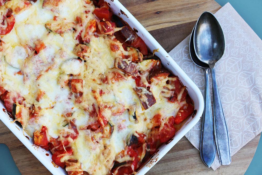 Glutenvrije lasagne – Simpel, snel en vol groenten